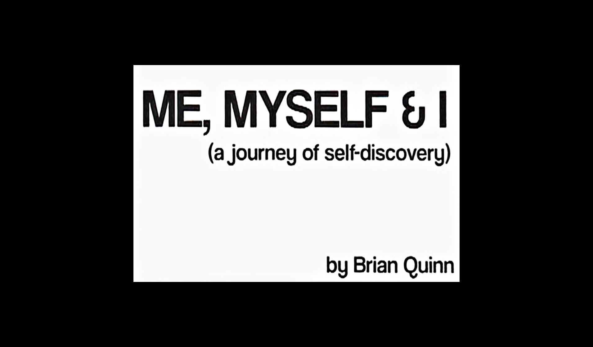Q's Amazing Journey