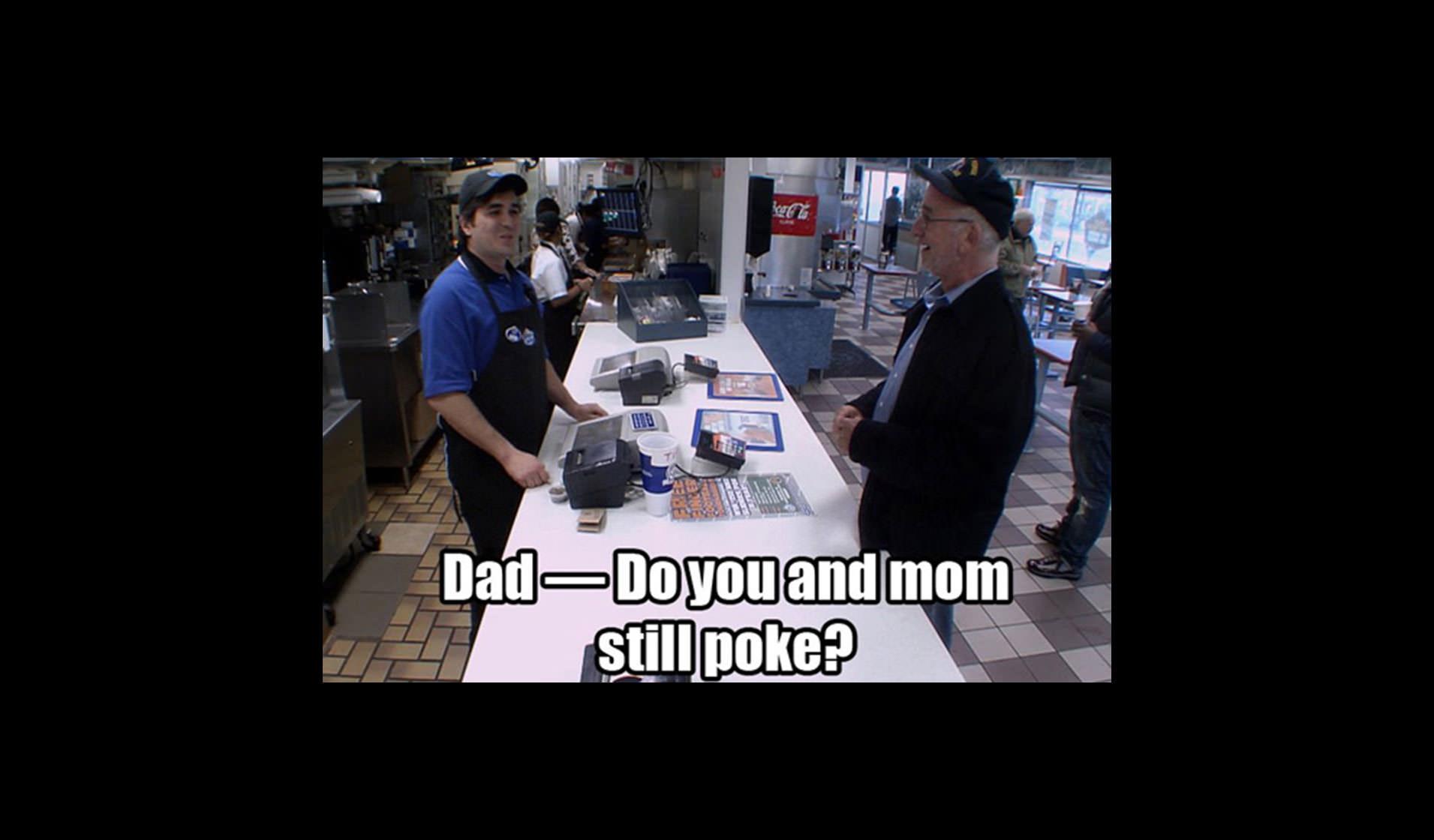Poke or No Poke?
