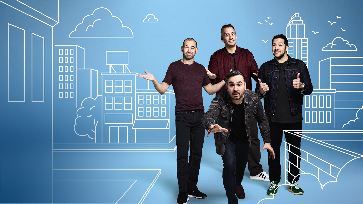 Impractical Jokers - truTV - Official Site