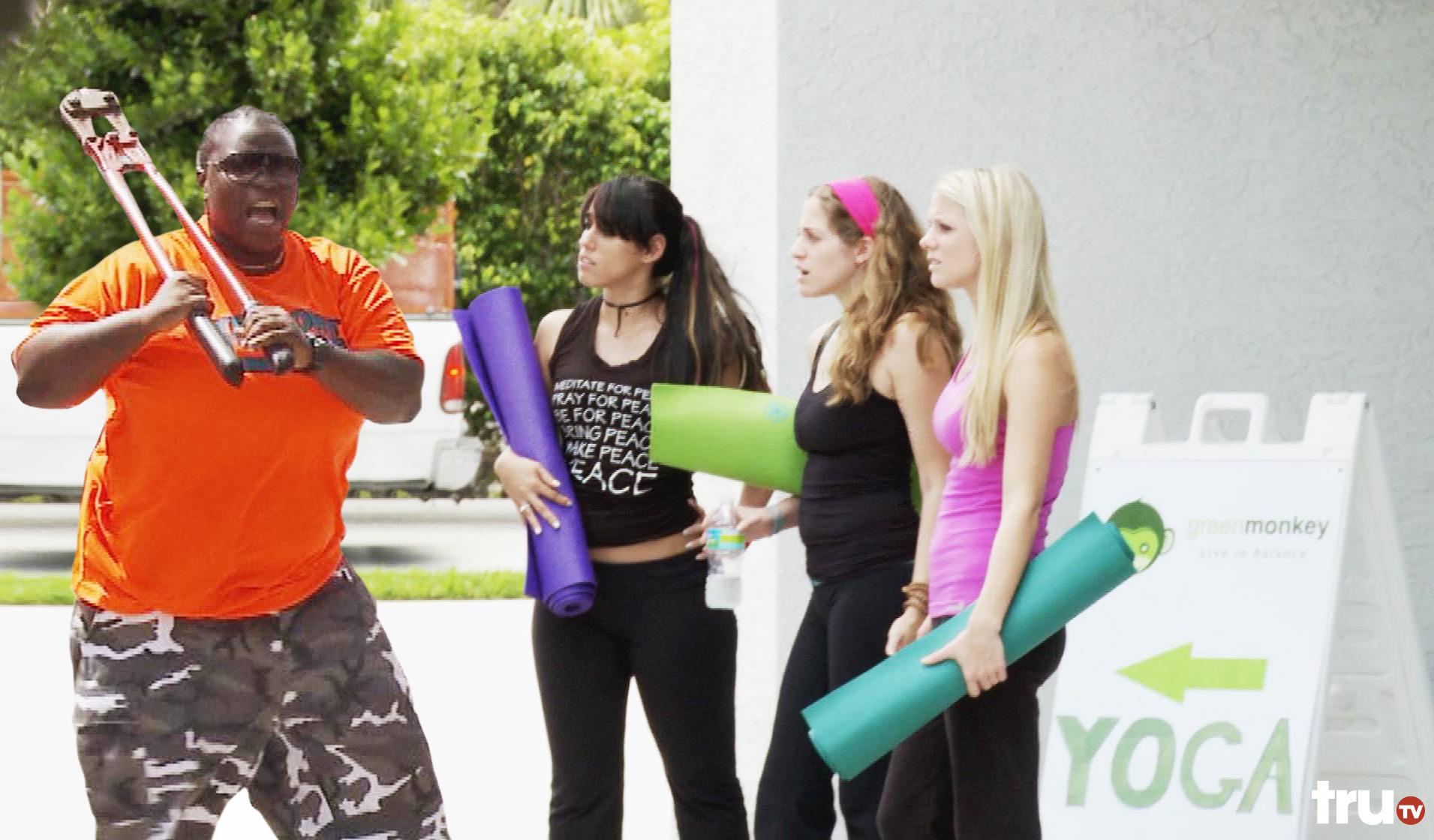 Yoga: The SOUTH BEACH TOW Way