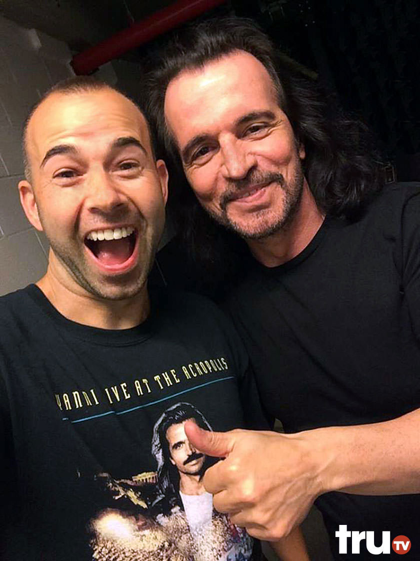 Murr, This Is Yanni. Yanni, This Is Murr.