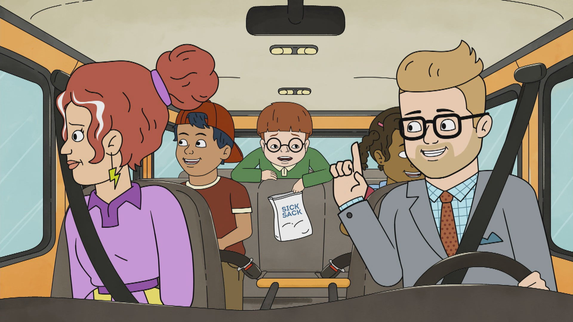 Adam Ruins What We Learned in School