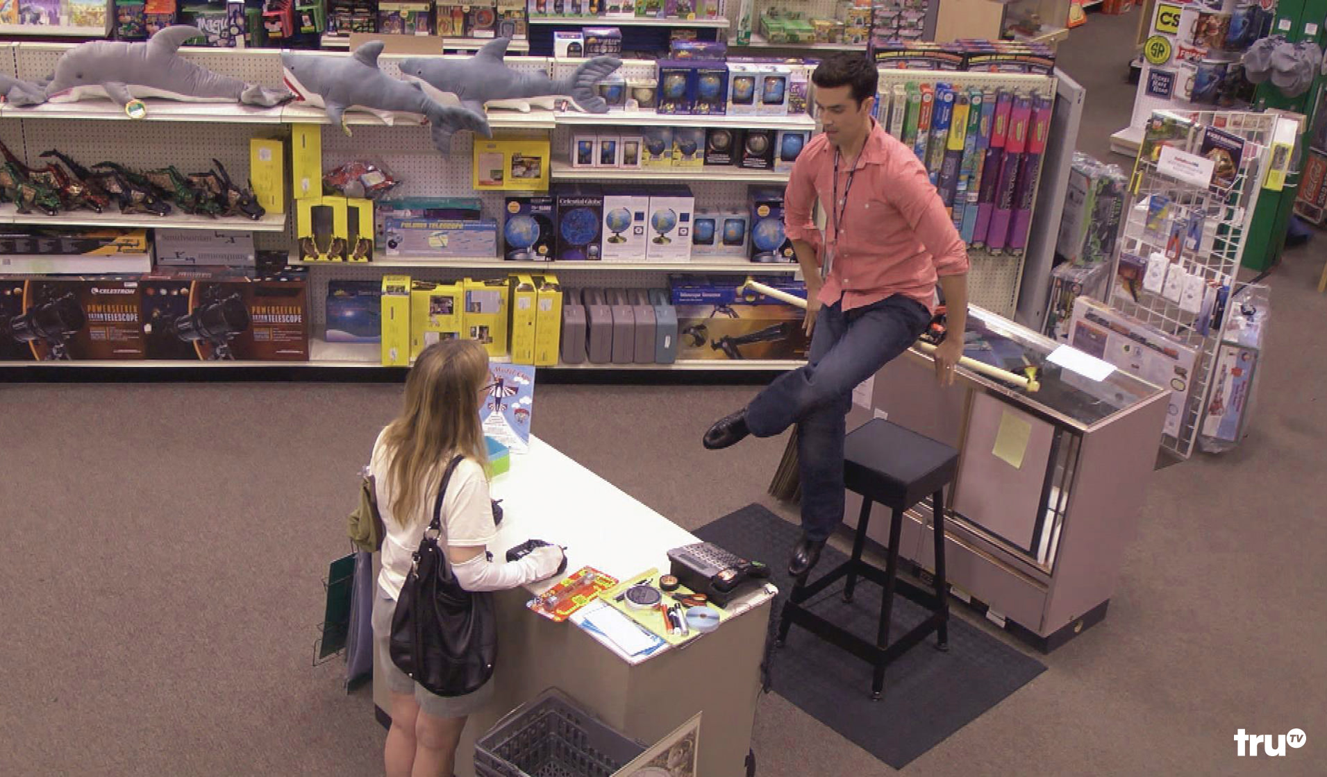 The carbonaro effect first impressions photo gallery the carbonaro